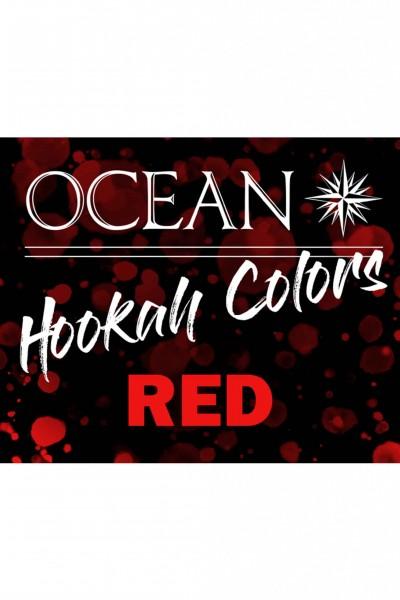 OCEAN – Hookah Colors – Red 50g