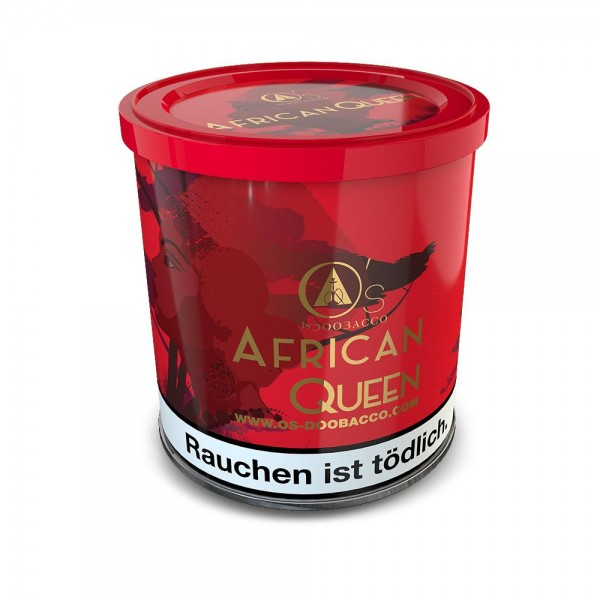 O's Tobacco 1kg - African Queen