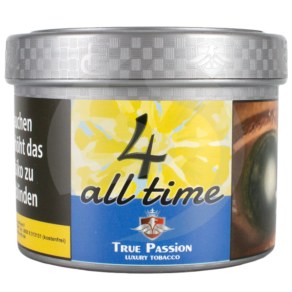 True Passion Tobacco 200g - 4 All Time