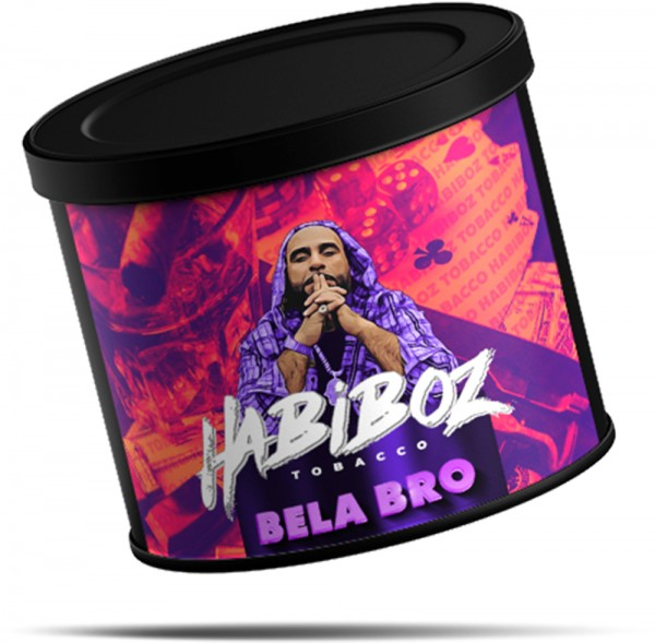 Habiboz Tobacco 200g - Bela Bro