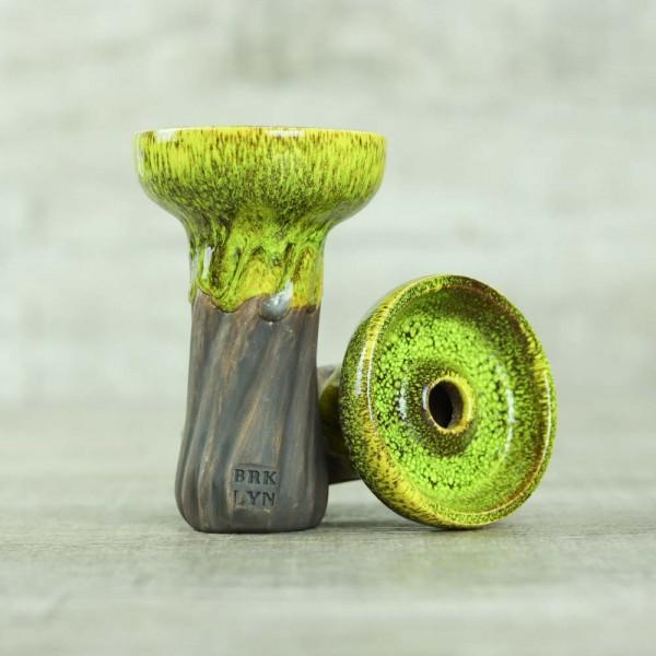 Brklyn Bowl Spiral Phunnel Glaze Dalol