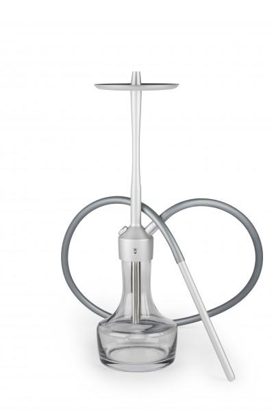 MOE´S - ONES S Aluminum Silber matt / Silver matt