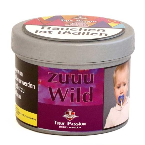 True Passion - Zuuu Wild