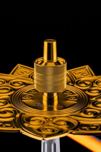Dschinni Aluminium Molassefänger Gold