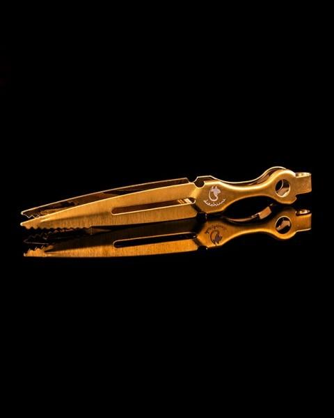 Dschinni Combat Tweezer Gold