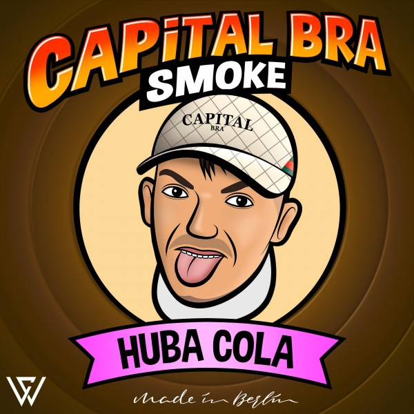 Capital Bra Smoke - Huba Cola