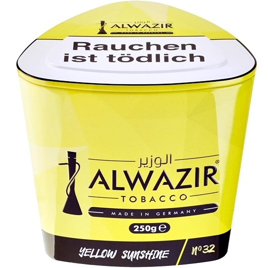 Al Wazir - No. 32 Yellow Sunshine