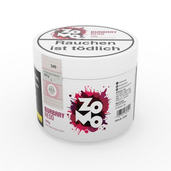 Zomo Tobacco 200g - Burbrry Redd