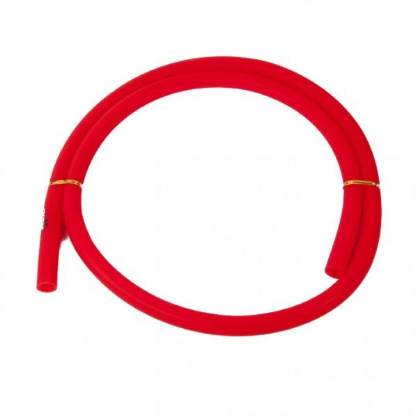 Jookah - Silikonschlauch Rot Matt