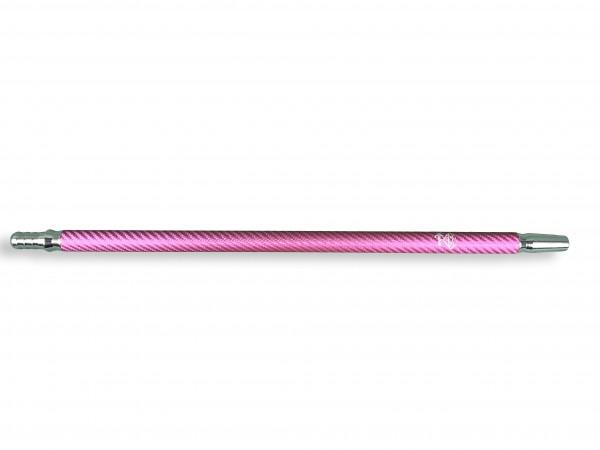 Rubin Carbon Mundstück Pink