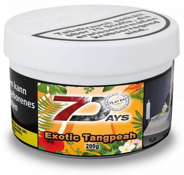 7 Days Platin - Exotic TangPeah