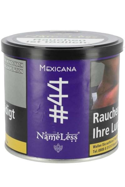 NameLess #44 Mexicana