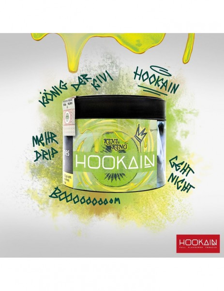 Hookain - Kivi King