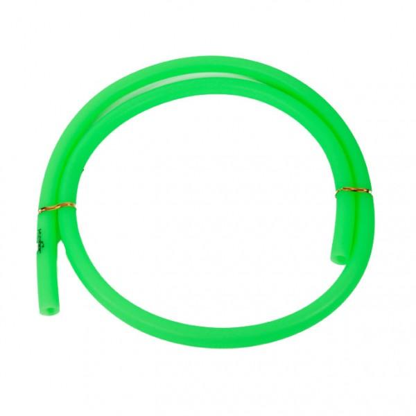 Jookah - Silikonschlauch Neongrün Matt