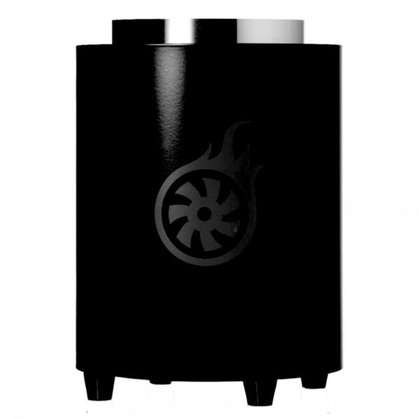 Shisha-Turbine NeXt Limited Edition All Black #NoRacism