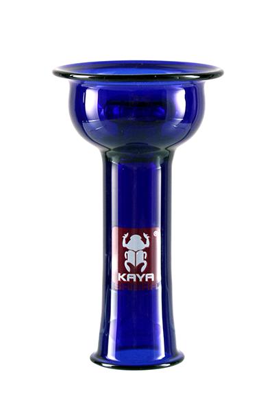 Kaya Disc-4tex Glaskopf Blau