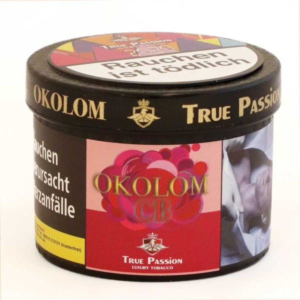 True Passion - Okolom CB