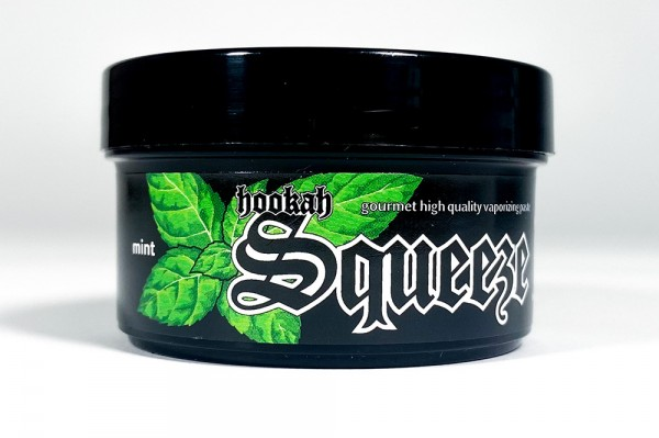 Hookah Squeeze 50g - Minze