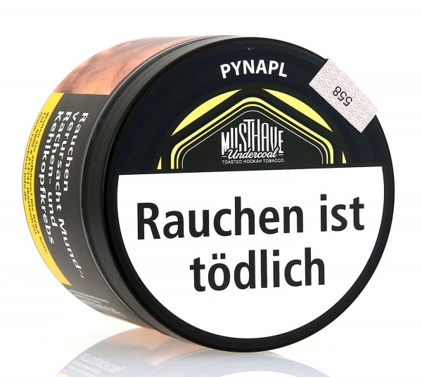 MUSTHAVE Tobacco 200g - Pynapl
