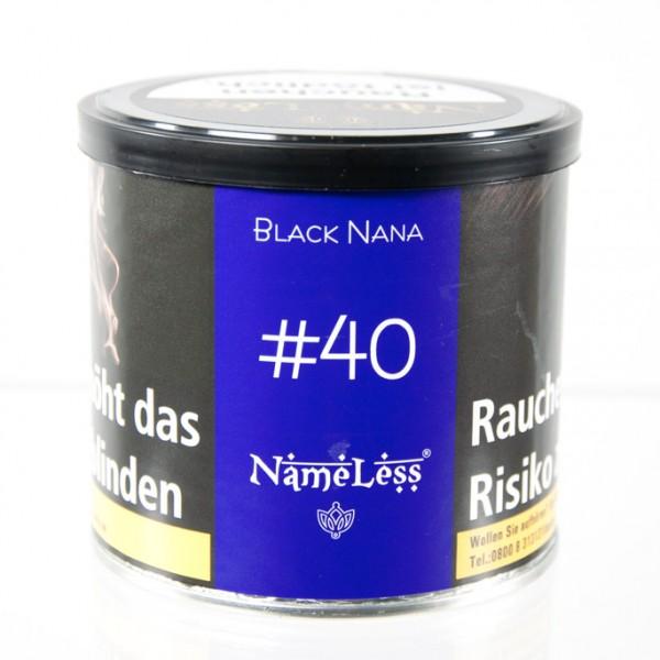 NameLess #40 Black Nana