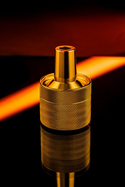 Dschinni - Aluminium Gold Molassefänger