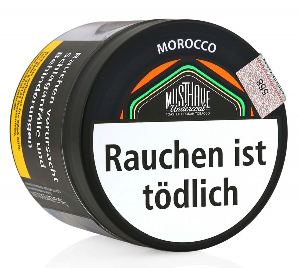 MUSTHAVE Tobacco 200g - Marocco