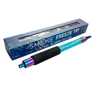 SMOKE2U FREEZE TIP - EIS MUNDSTÜCK - BLAU/RAINBOW