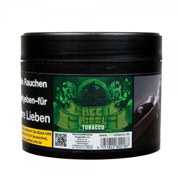 187 Tobacco - Green Grizzly