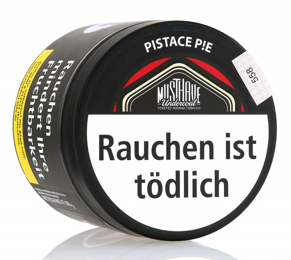 MUSTHAVE Tobacco 200g - Pistace P!E