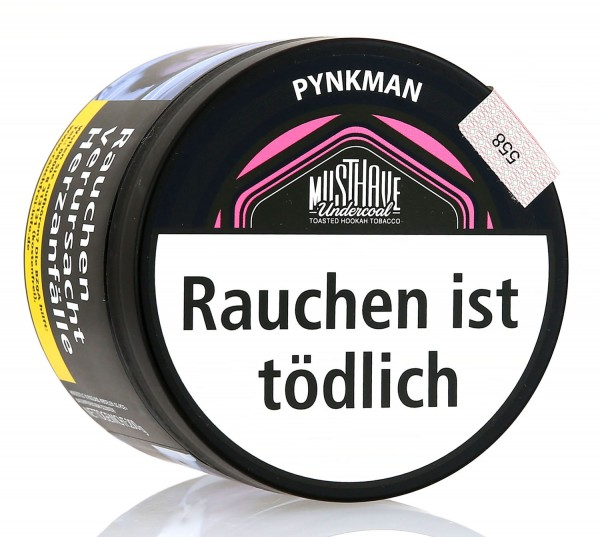 MUSTHAVE Tobacco 200g - Pynkman